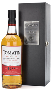 Tomatin Scotch Single Malt 1988 750ml